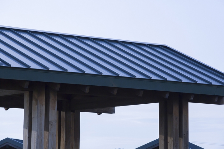 Five Materials Used for Metal Roofing System | Roof Point